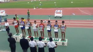 【陸上部】全国高校選抜大会と東海選手権でダブル入賞!!