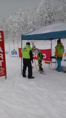 【スキー部】長野県スキー大会週間