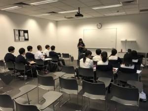 EF校英語授業3