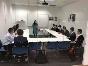 EF校での英語授業2