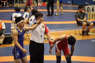 F65kg級:遠藤勇馬