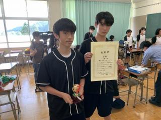 クラス企画優秀賞2年7組
